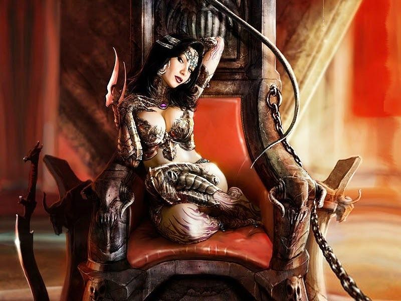 Female warrior fantasy 23074024 800 600 - Fantasy female warrior artwork ...