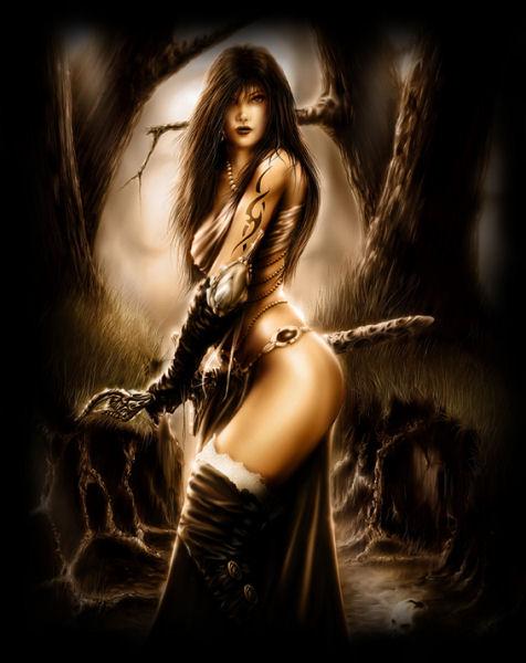 warrior-gothic-fantasy