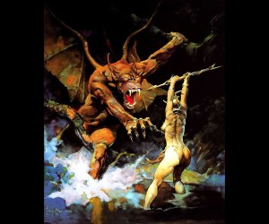 Frazetta of the Week