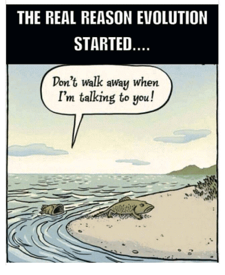 How-Evolution-Started
