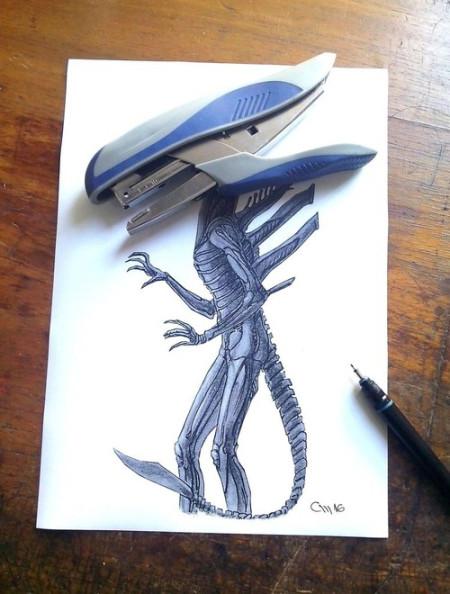 alien-swingline