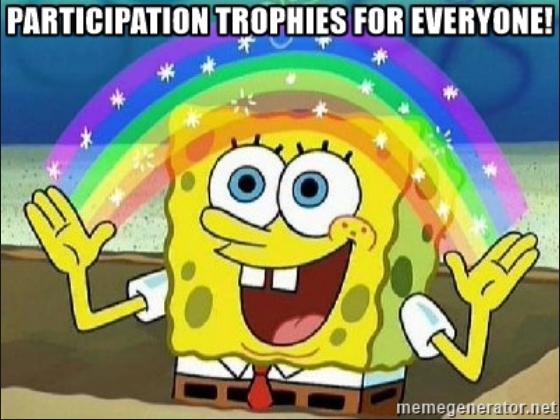 spongebobparticipationmeme