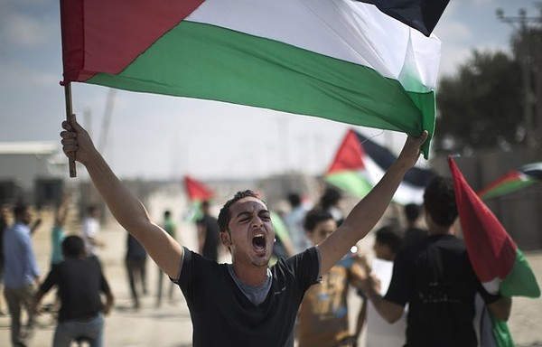 PALESTINIAN-ISRAEL-UNREST
